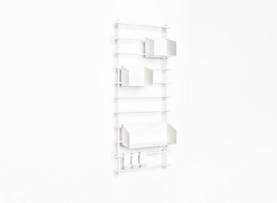 Atelier Belge Loopholes Package.03 White