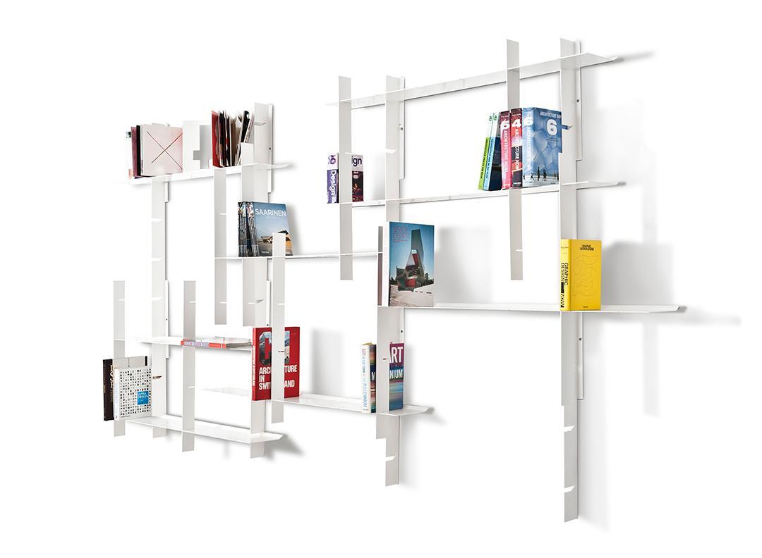 Atelier Belge Unlimited Shelving System